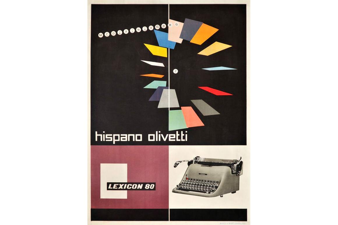 Olivetti Lexicon 80 2