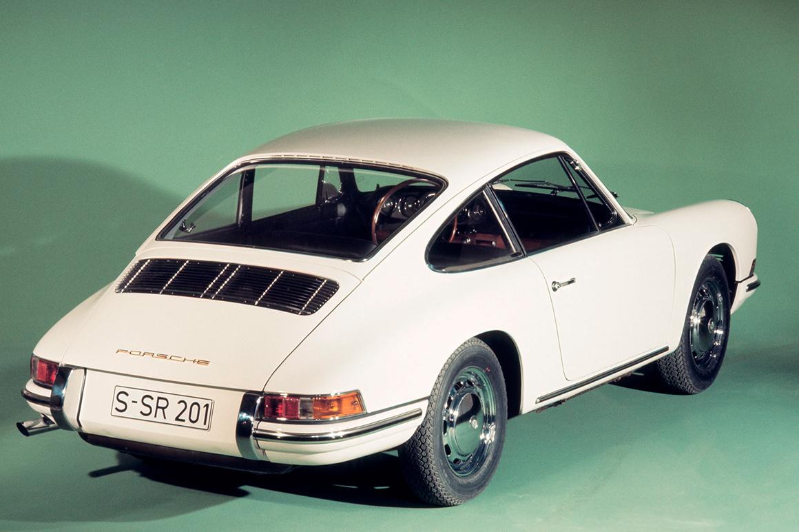 Porsche 911 by Ferdinand Alexander 3