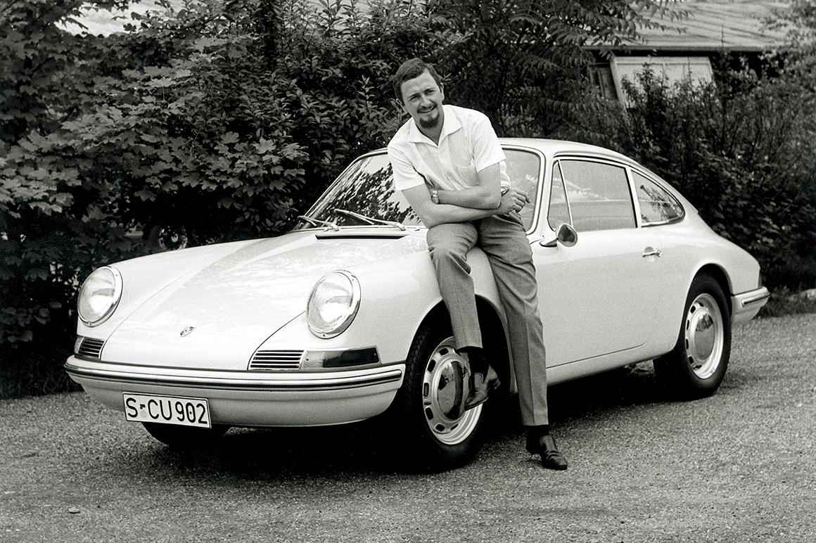 Porsche 911 by Ferdinand Alexander 4