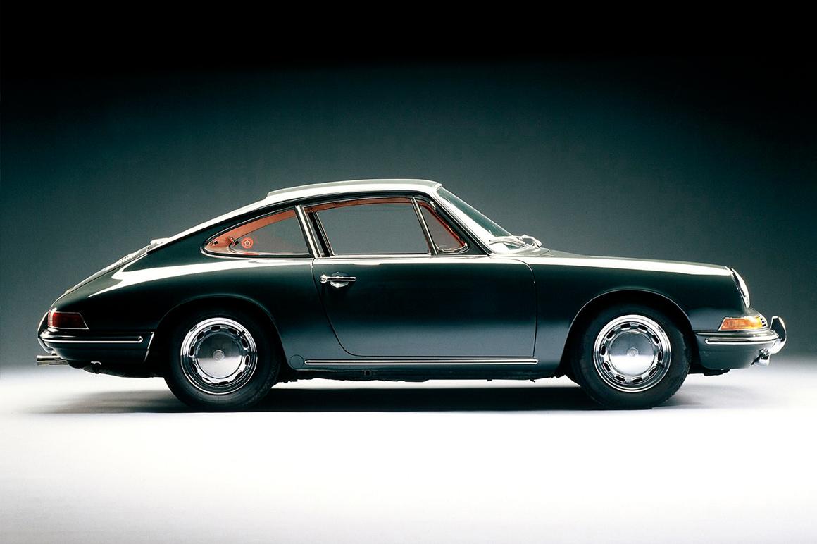 Porsche 911 by Ferdinand Alexander