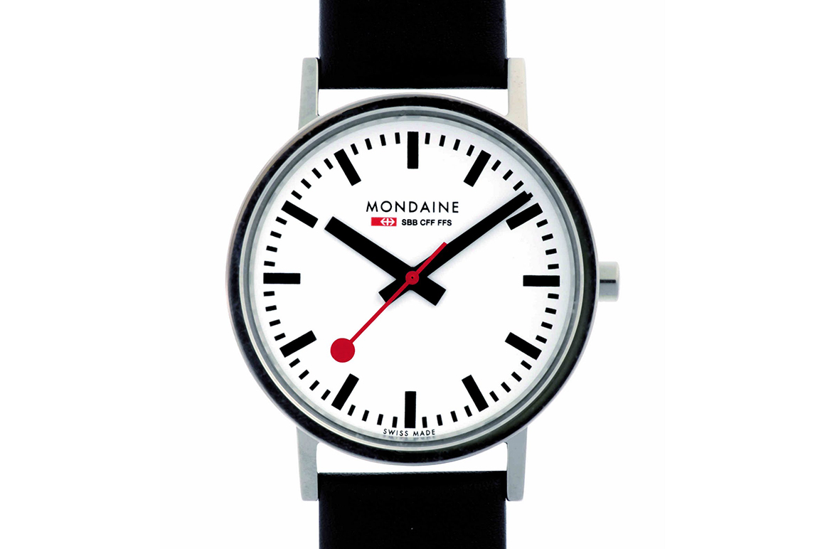 Swiss Railway Clock 4
