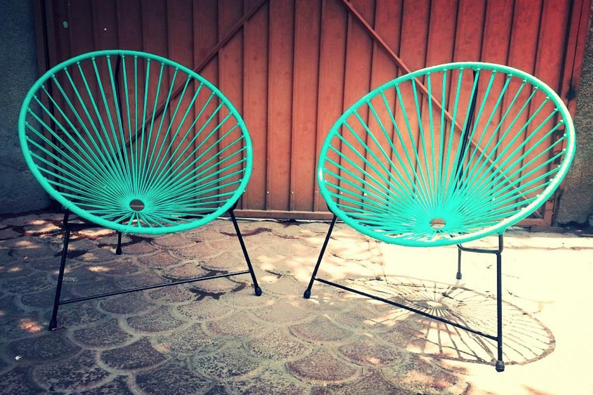 Con Cuerdas De Plastico Elegant Bobinas Cuerda Pastelera  # Muebles Tejidos De Plastico