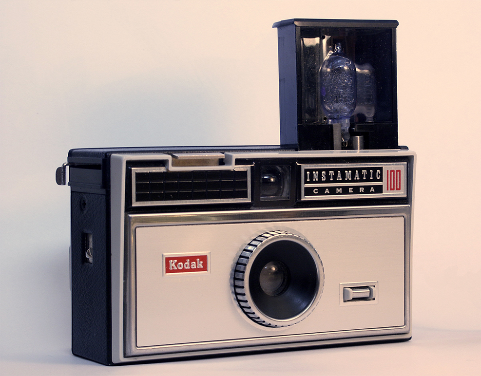 Instamatic de Kodak 1