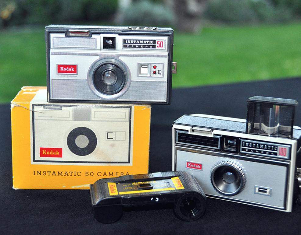 Instamatic de Kodak 4