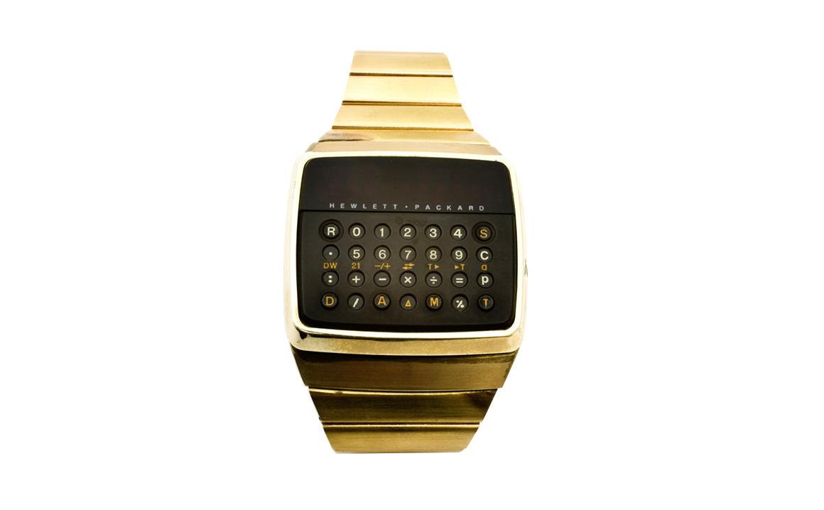Reloj Calculadora HP-01 1