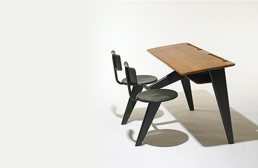 School desk Jean Prouve 2